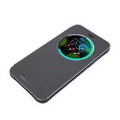《ASUS》Zenfone 3 ZE552KL(5.5吋)專用 原廠智慧皮套 黑色 (公司貨)(黑色)