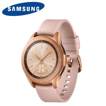 《Samsung》Galaxy Watch (SM-R810) 42mm 1.2吋智慧手錶(玫瑰金)
