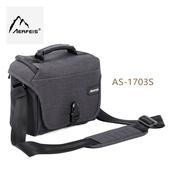 《Aerfeis 阿爾飛斯》AS-1703S 都市系列相機側背包