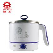 《晶工牌》1.5L多功能不鏽鋼美食鍋(JK-102)