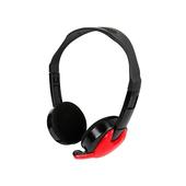 《KINYO》頭戴式耳機麥克風EM-3652