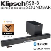 《Klipsch》SOUNDBAR ✦ 古力奇 RSB-08 杜比 家庭劇院 $16800