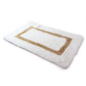 《Novella Amante》簡約奢華短絨地墊(米白色) AH-594745*70 cm $280