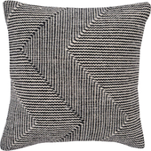 《Novella Amante》現代奢華羊毛條紋抱枕套(不含枕心-45X45cm)