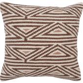 《Novella Amante》現代奢華羊毛幾何紋抱枕套(不含枕心-45X45cm)