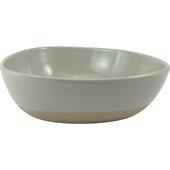 《SCENEAST》不規則菜籽釉系列-7.4吋湯碗(18.7x17.7x5.6cm)