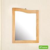 《DFhouse》貝茲-實木吊掛鏡