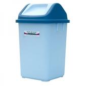 C-1905 超值附蓋垃圾桶(5L)(185*183*304mm)