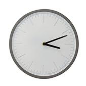 《halla malmo》gra enkel圓鐘-深灰框(EAC1180K)