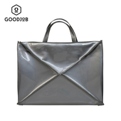 《GOOD JOB》精準系列-公事包(迷霧灰)(6391-MG)