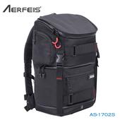 《Aerfeis 阿爾飛斯》AS-1702S 專業系列相機後背包