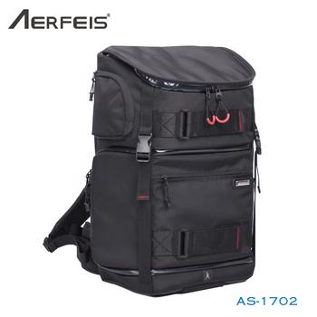 《Aerfeis 阿爾飛斯》AS-1702 專業系列相機後背包全系列-89折