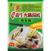 《東方韻味》養生火鍋湯底(菌菇包-45g/袋)