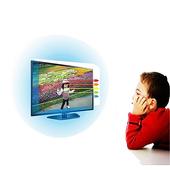 《護視長》台灣製~55吋[護視長]抗藍光液晶電視護目鏡  C1款 (1248*738mm)(BENQ C1款 55RV6600)