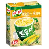 《康寶》奶油風味獨享杯(玉米 18gx4)