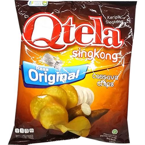 《Qtela》木樹片-180g/包(原味)