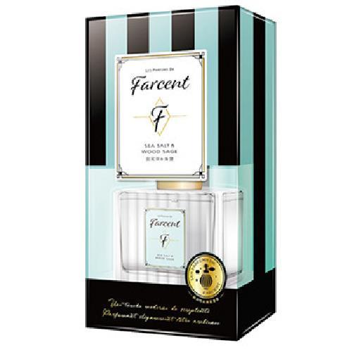 《Farcent》香水室內擴香 120ml(鼠尾草&海鹽)