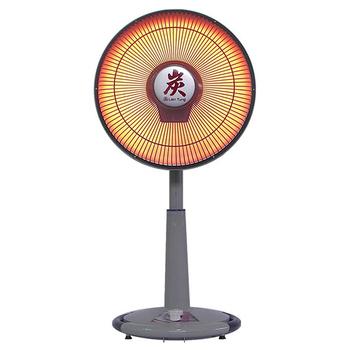 《聯統》14吋桌立型炭素電暖器(LT-899)