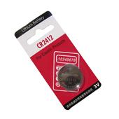 《Panasonic 國際牌》CR2412 鈕扣型水銀電池(一組五入)