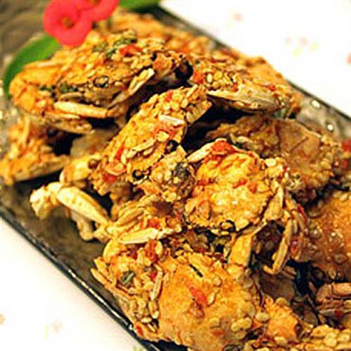 《媽宮》扁蟹酥(100g±4.5g/包)