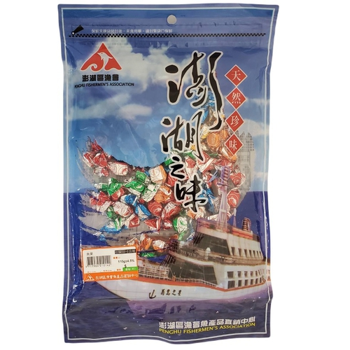 《澎湖漁會》魚果(110g±4.5%/包)