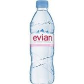 《法國evian》依雲天然礦泉水(500ml/瓶)