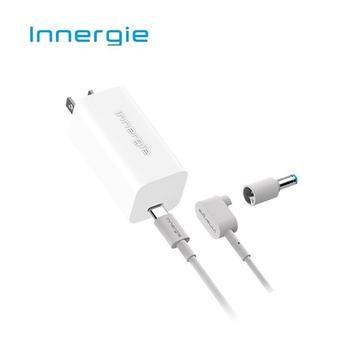 《台達電》Innergie PowerGear™ 60C / 60 瓦 USB-C 筆電充電器(60C + MagiCable150充電線)