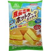 《森永》成長應援鬆餅粉100gX4袋/包 $149