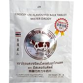 《泰國》牛奶片-25g/包(巧克力)