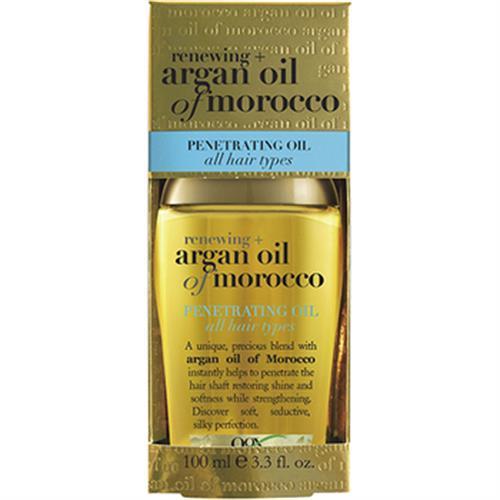 《OGX》摩洛哥堅果油新生修護護髮精油(100ml)