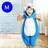《樂活e棧》萬聖節童裝系列-堡可夢卡比獸童裝(M)