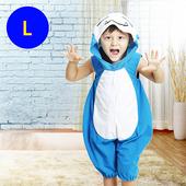 《樂活e棧》萬聖節童裝系列-堡可夢卡比獸童裝(L)