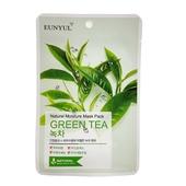《韓國EUNYUL》綠茶調理面膜(22ml)