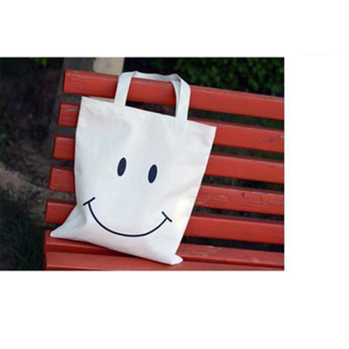 笑臉先生帆布袋 購物袋 帆布包