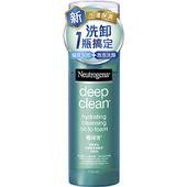 《露得清》深層淨化洗卸輕透潔顏油142ml(保濕)