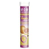 《好立善》綜合+礦物質發泡錠(20錠/條)