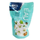 《EAU耀.》沐浴乳補充包800ml/包(湛藍微風)