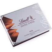 《瑞士蓮》瑞士蓮經典薄片巧克力-125g/盒(牛奶巧克力)