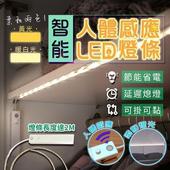 《FJ》自動感應2米LED防水燈條【兩色可選】(黃光)