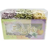《即期2019.04.19 台灣e食館》三色麵(500g/包)