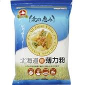 北海道低筋薄力粉(800g/袋)