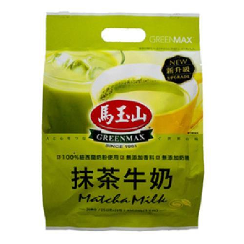 《馬玉山》抹茶牛奶(15g*14包)