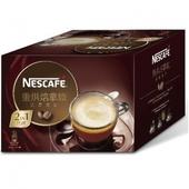 《雀巢》咖啡三合一重烘焙拿鐵(30包/盒)