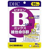 《DHC》維他命B群180粒/包(90日份)