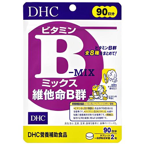 《DHC》維他命B群(180粒/包(90日份))