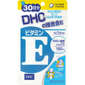 《DHC》維他命E(30粒/包(30日份))