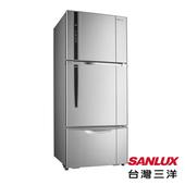 《SANLUX台灣三洋》580公升變頻冰箱SR-B580CV(原廠公司貨)(SR-B580CV)