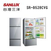 《SANLUX台灣三洋》528公升變頻電冰箱SR-B528CVG(原廠公司貨)(SR-B528CVG)