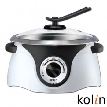 《歌林 Kolin》3.6L不銹鋼多功能料理鍋KHL-MN3602