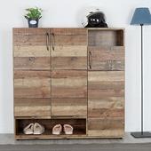 《Homelike》森佐木4尺鞋櫃